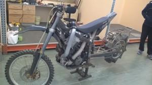 KTM LC8 Turbocharged