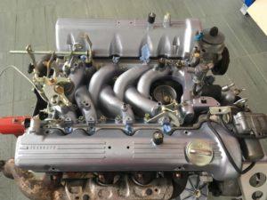 M116 overhaul