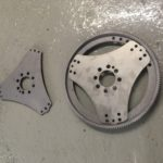 M117 722.6 turbine flexplate