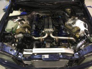 560SEC Twin-turbo