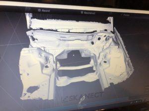 3d scanned