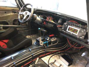 R107 race car