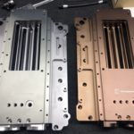 Intercooled intakes M117